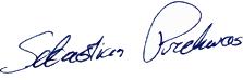 Podpis prezesa